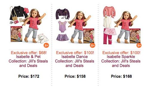 American Girl Doll Sale — prices up to 60% off!