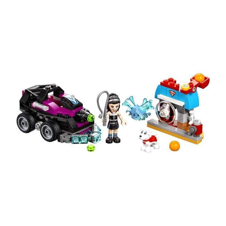 Tekintsd meg a LEGO DC Super Hero Girls: 41233 Lashina harckocsija részletes leírását és rendeld meg még ma, 15 000 Ft felett ingyenes a kiszállítás!
