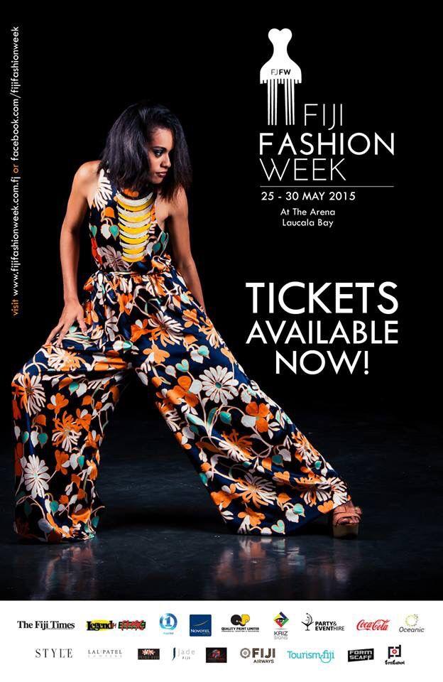 News Paper ad. Vuta Buatoka in Ellen Grace and Robert Kennedy accessories. #Fashion #FJFW15
