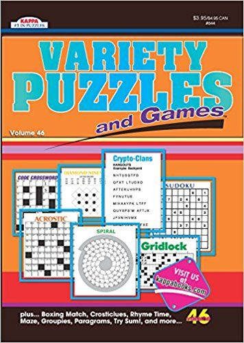 AARP Large Print Crossword Puzzles - Miles Kimball