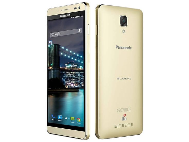 Panasonic launched new 4G Dual SIM smartphone Panasonic Eluga I2 on Tuesday. Panasonic Eluga I2 is Android Lollipop 5.1-based smartphone with support for