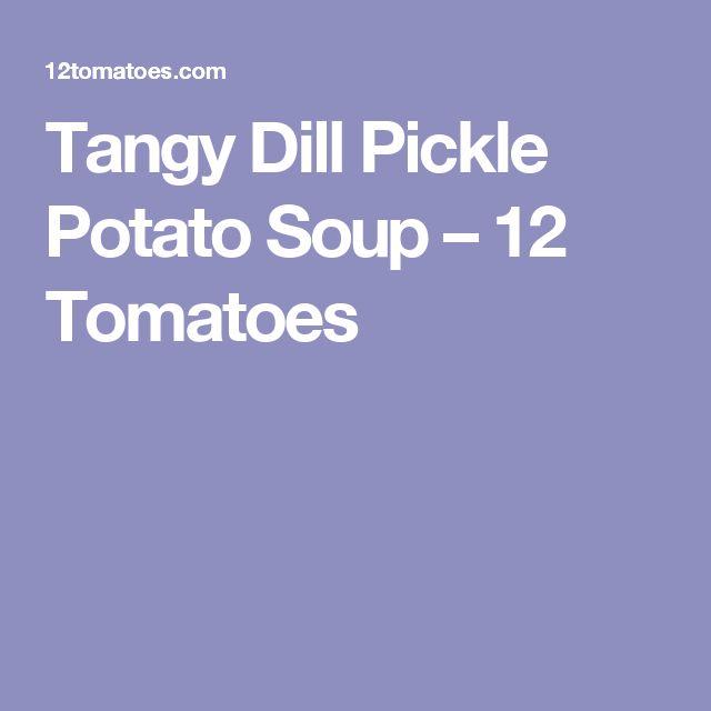 1000 ideias sobre Sopa De Picles Com Endro no Pinterest   Sopas ...