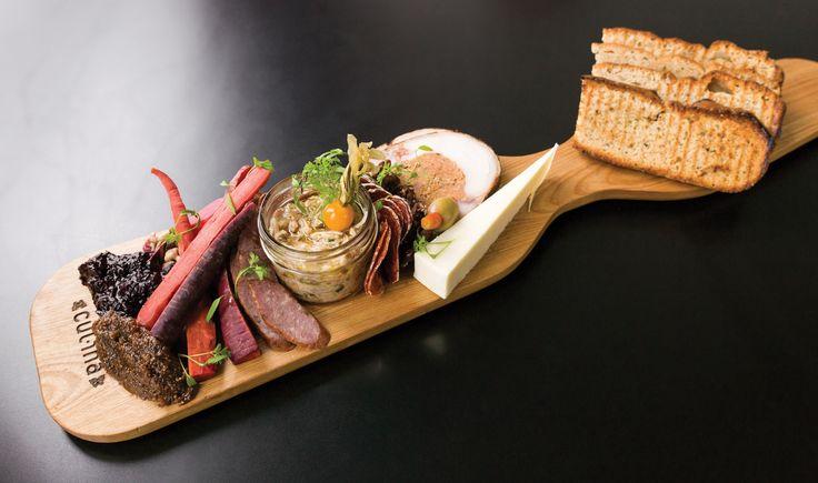 Taster Plate at Culina Millcreek