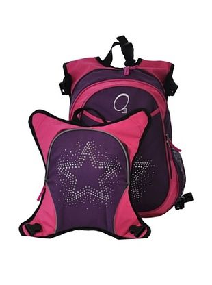 58% OFF Obersee Innsbruck Diaper Bag Backpack with Detachable Cooler (Rhinestone Star)