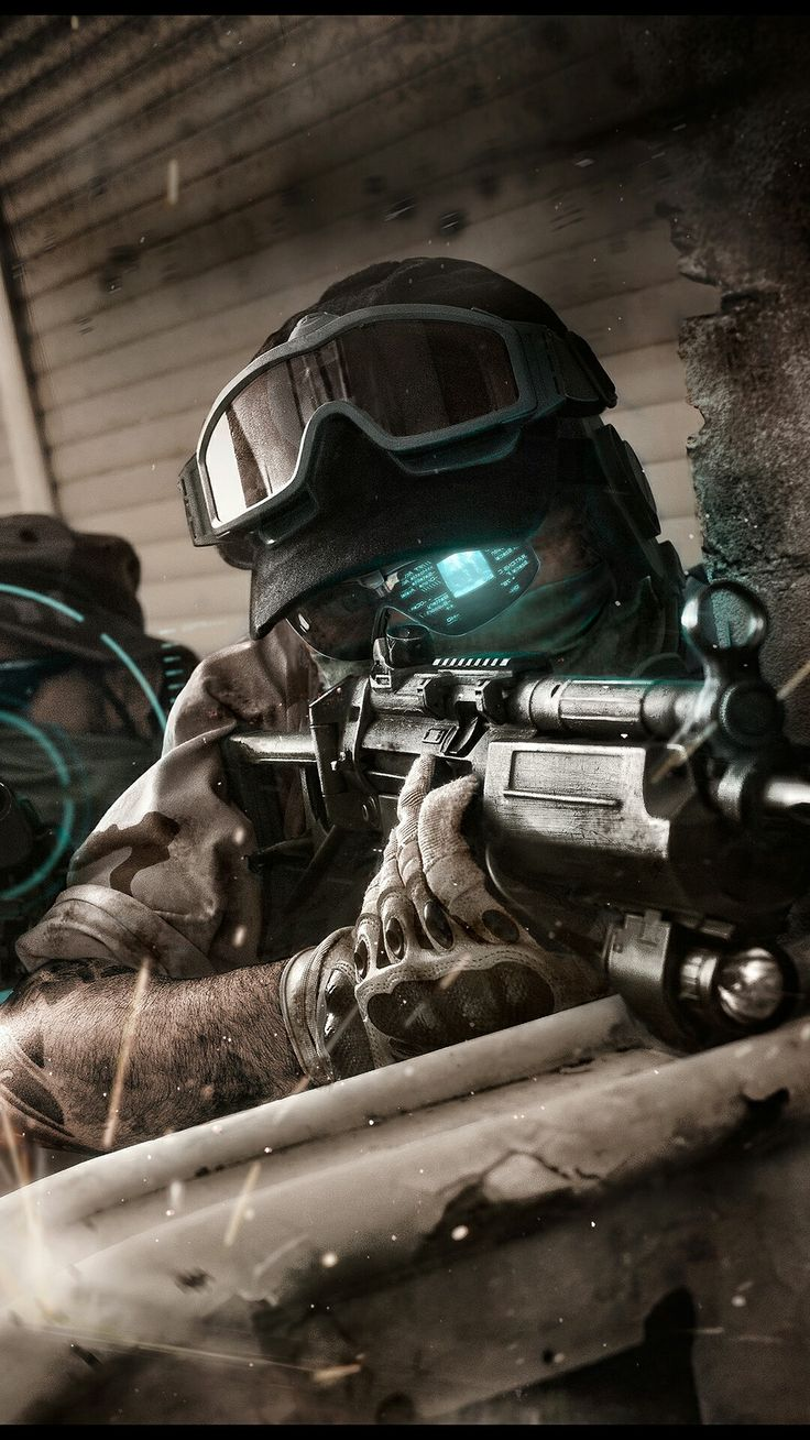 Tom Clancys Ghost Recon Future Soldier Desktop Wallpapers