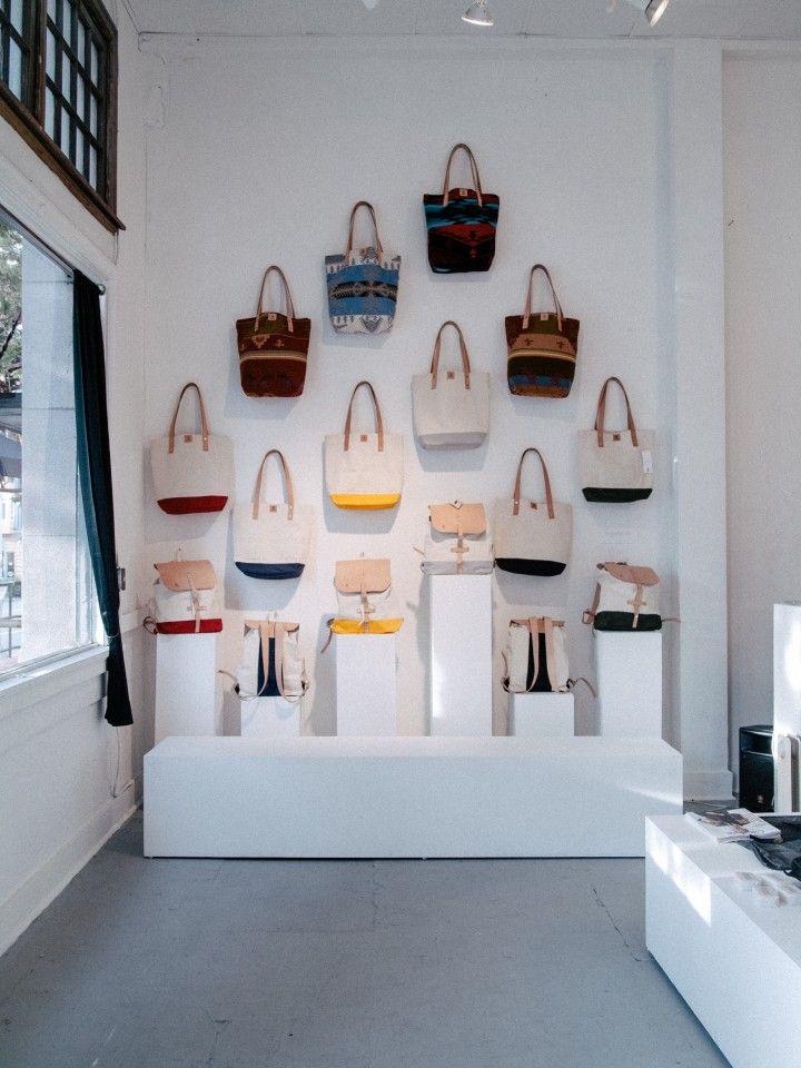VM | Retail Design | Accessories VM | Visual Merchandising | This Natural World