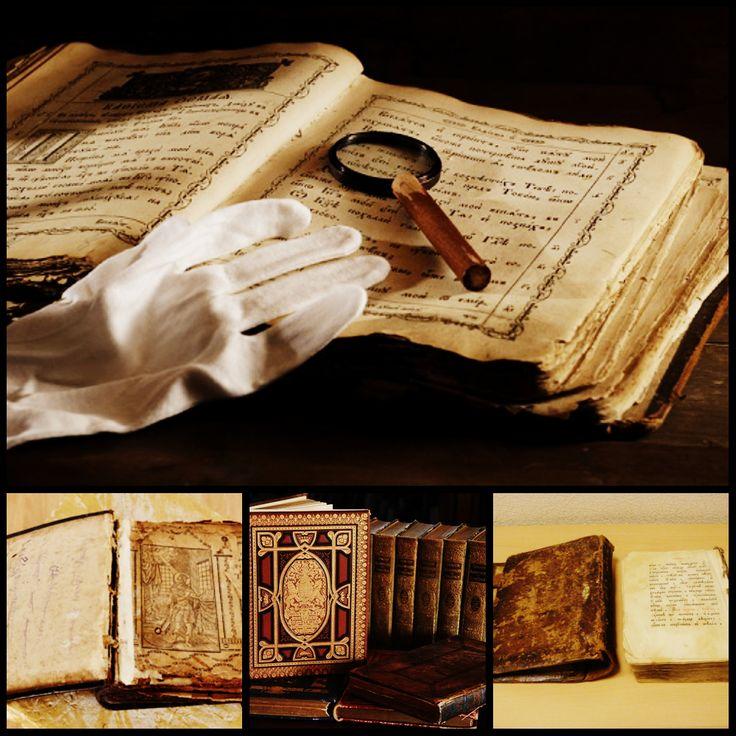 Антикварные книги - это невероятно красиво, познавательно, шикарно.