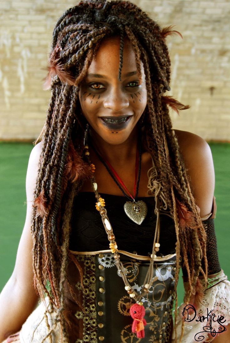 Tia Dalma (aka Calypso) #cosplay from Pirates of the Caribbean by ~darkye000