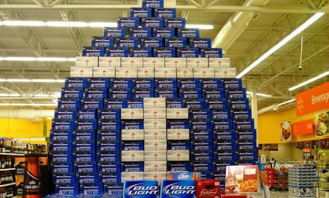 7 tricks Walmart is using to make you buy more beer Very quietly, America's  largest