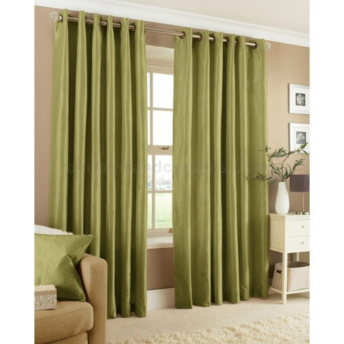 Green Curtains aubergine and green curtains : 15 must-see Lime Green Curtains Pins | Boys room colors, Living ...