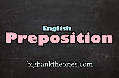 Seperti apa sih contoh preposition itu ? beberapa orang mungkin masih penasaran…