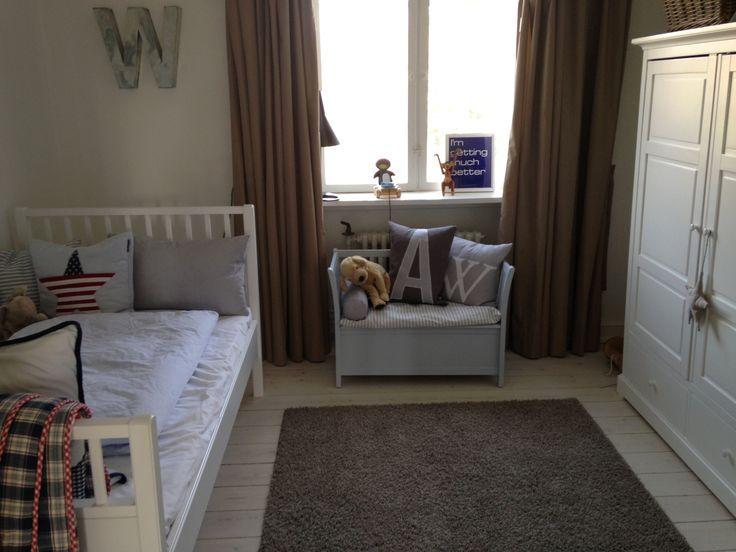 Oliver Furniture inspired Kids room - William´s room.   www.oliverfurniture.com