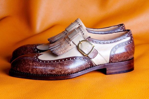 Men's shoes by Ivan Crivellaro