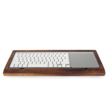 Wooden Mac Keyboard Tray. Slim and refined, this customizable left- or right-hand keyboard tray adds classic allure to your Mac. Hidden storage compartments keep frequently used items like USB keys out of sight. HKD 1,160.71