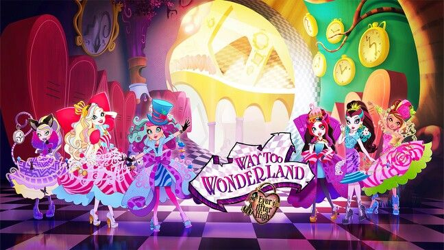 Way Too Wonderland