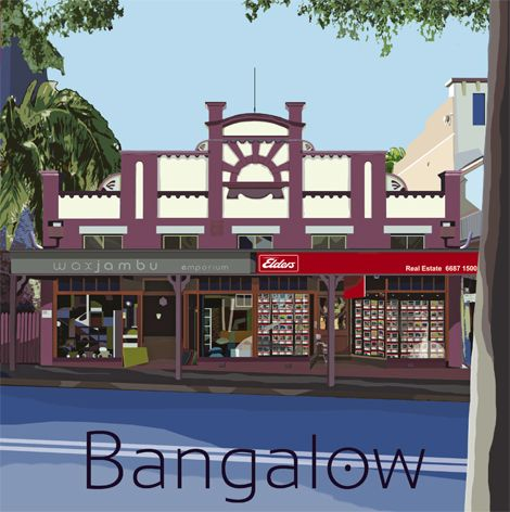Elders Bangalow. Residing in a beautiful 1911 Federation shop facade in Byrin Street Bangalow.