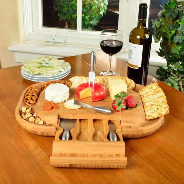 Deluxe Malvern Cheese Board