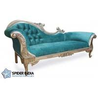 silver inlay, silver sofa, silver couch, silver settee, silver furniture, spider India, silver furniture