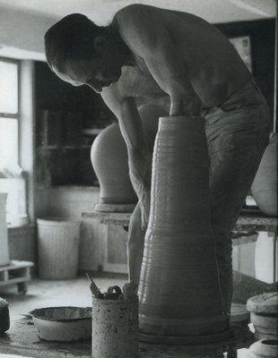 The Arm: Paul Soldner/ Western Style Raku
