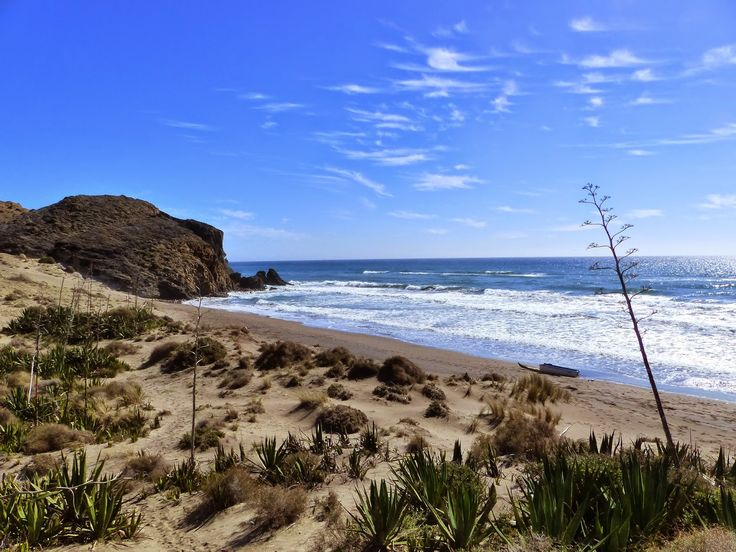 Playa del Barronal - 10 Reasons to Visit the Cabo de Gata -Nijar Natural Park - Andalucia, Spain
