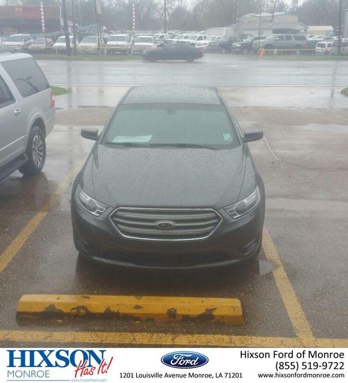 New 15 Ford Taurus  https://deliverymaxx.com/DealerReviews.aspx?DealerCode=M553  #New #Ford #Taurus #Car #Brandon #HixsonFordofMonroe