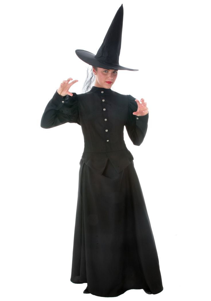 Women's Plus Size Witch Costume | Wolf costume, Homemade ...Witch Of Life Outfit