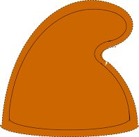 šmoulí čepice