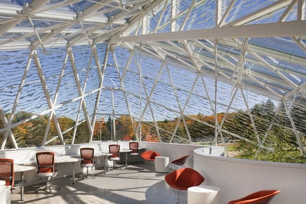 Campus Commons at SUNY New Paltz | ikon.5 architects | Archinect
