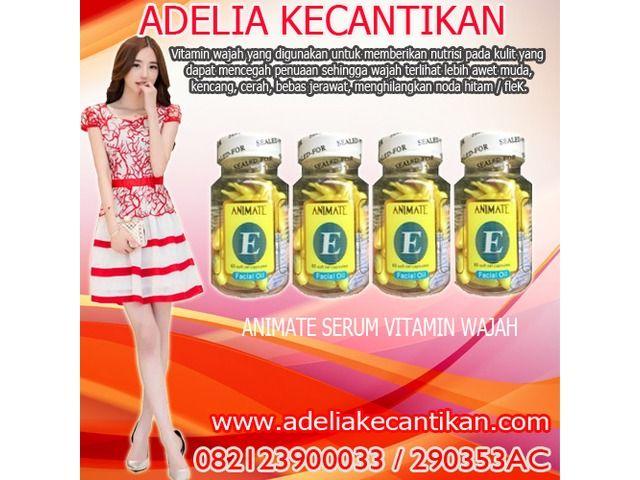 Animate Vitamin Pemutih Wajah 082123900033 // 290353AC