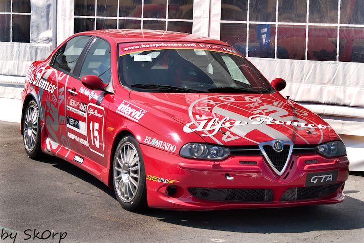 Alfa Romeo 156 DRI