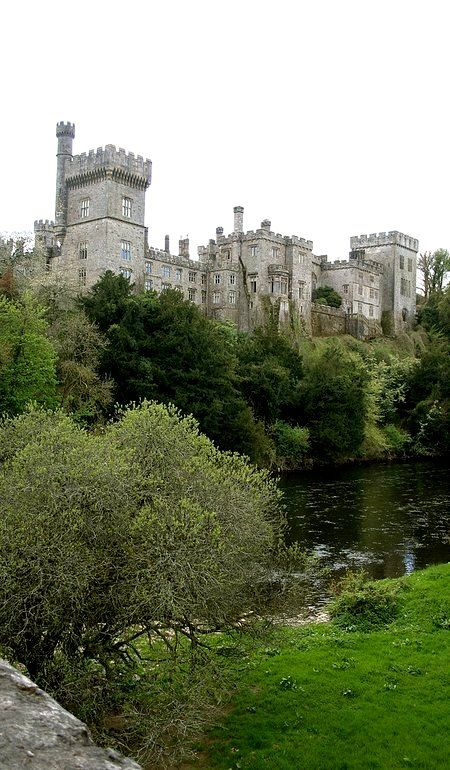 Lismore Castle, Waterford, Ireland | Flickr - Photo by Liam Cheasty