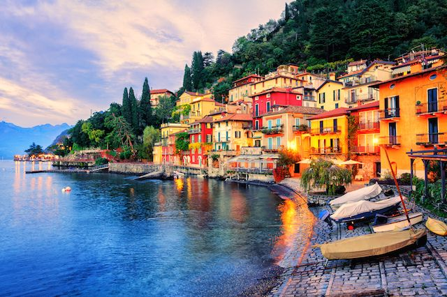 Discover the Splendours of Italy