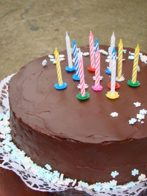Cristina's world: Tort cu ciocolata si fructe de padure