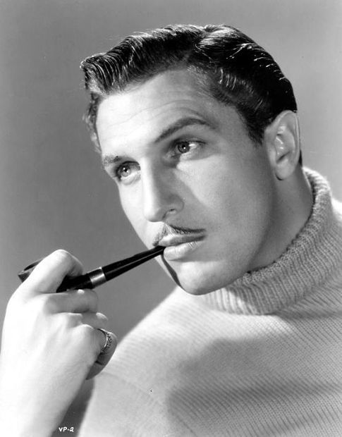 Vincent Price - def a different view than my memory of the old guy on the creepy TV show.