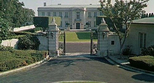 """The Beverly Hillbillies"" 750 Bel Air Road, Los Angeles CA"