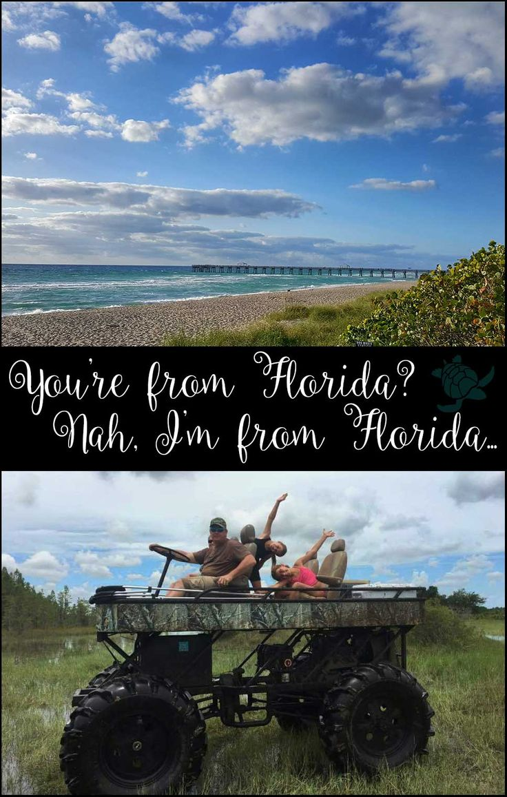 You're from Florida? Meme http://www.wfpblogs.com/category/florida-memes/
