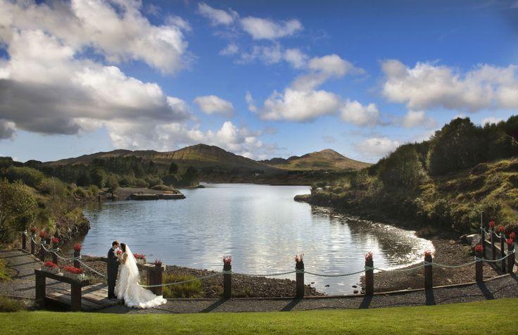 Sneem Dream. Perfect wedding setting Sneem Hotel, Sneem. #weddingsinkerry #Kerry #weddings #marriage