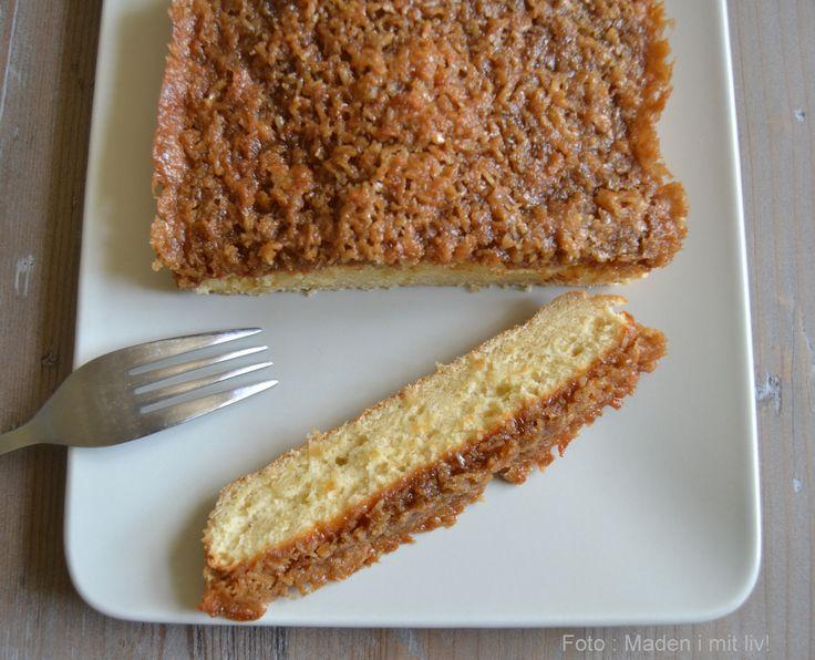 Super lækker drømmekage med masser af snask - jeg kender seriøst ikke nogen, som ikke er fuldstændig vild med drømmekage - altid en vinder.