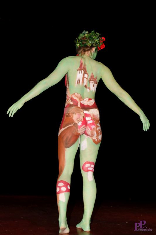 Body Painting Art Images