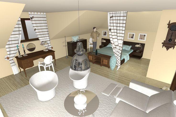 Hosťovská izba ako hotelový apartmán | Living styles