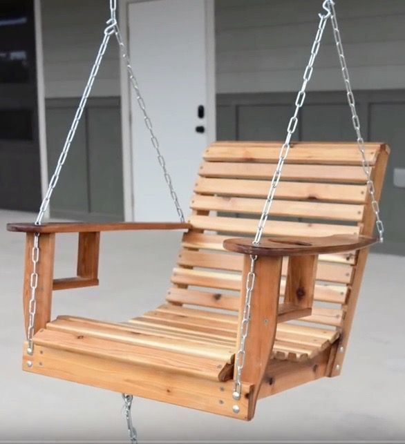 Porch Swing Templates Make Your Own Diy Porch Swing In 2020