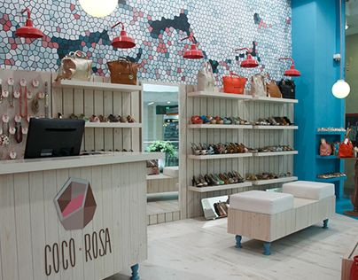 """Check out new work on my @Behance portfolio: """"Coco Rosa"""" http://be.net/gallery/35884565/Coco-Rosa"""