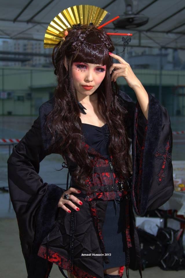 Vkei Geisha Inspired