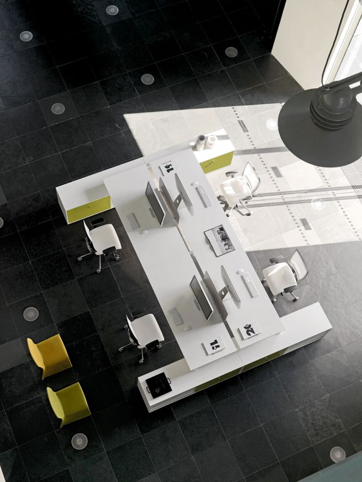 Havicmeubelen Kantoor.nl   Gabe Bench Werkplek Met Aanbouwkast   Bench  Werkplekken   Werkplekken