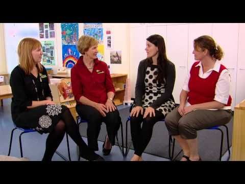 Transition from kindergarten to school: Professional conversations [Queensland Curriculum and Assessment Authority]