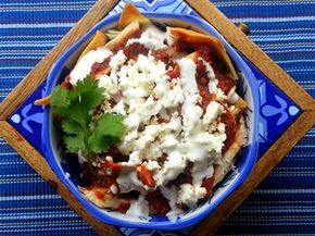 Best 25 chilaquiles rojos recipe ideas on pinterest mexican chilaquiles rojos mexican breakfast recipeslos forumfinder Gallery