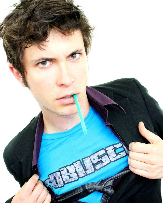 Tobuscus..my favorite you tuber...and my sons as well :)