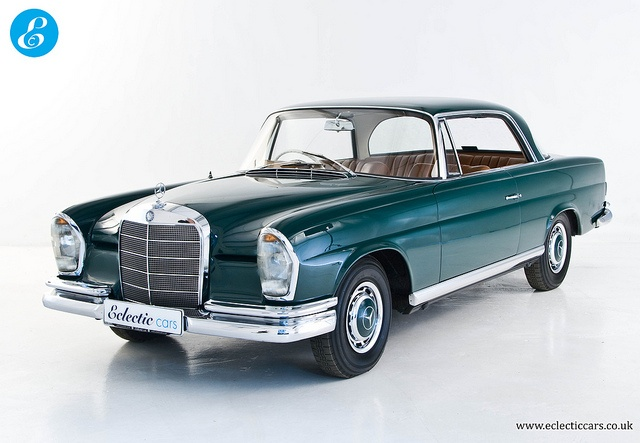 Wonderful Mercedes 220SEB