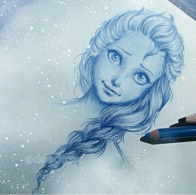 Frozen Fan Art / Disney / Princess
