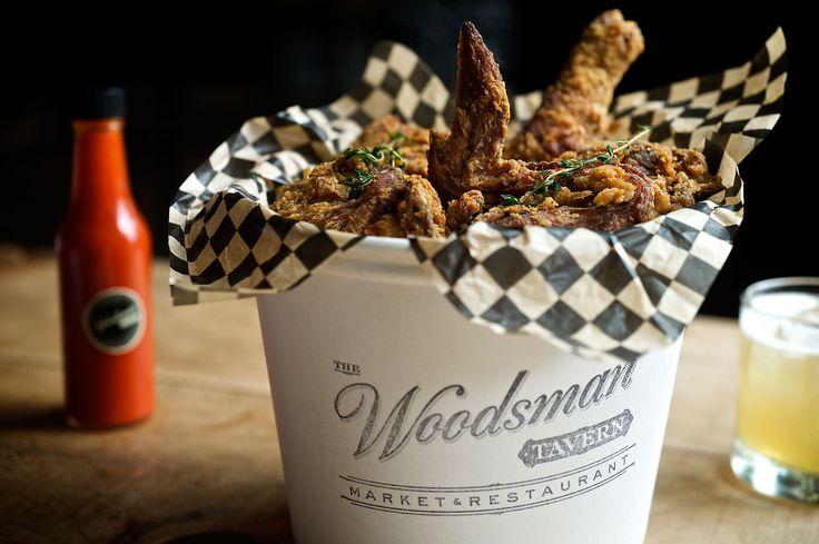 The Woodsman Tavern http://woodsmantavern.com/